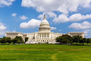 United States Capitol is one of the most recognizable historic buildings in Washington, DC.