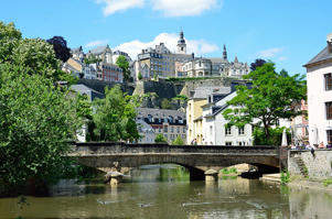 <p>Luxembourg</p>