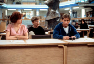 A still from ' The Breakfast Club.'