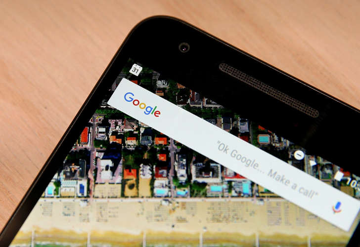Android 6.0 on Google Nexus 5X