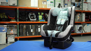 Recaro Performance RIDE Child Seat Safety Concern