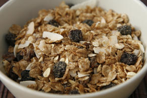 File photo dated 27/01/09 of a high fibre cereal as there is very little evidenc...