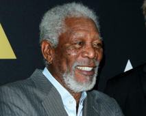 "Actor Morgan Freeman attends the 20th anniversary screening of ""The Shawshank Redemption"" at the AMPAS Samuel Goldwyn Theater on November 18, 2014 in Beverly Hills, California."