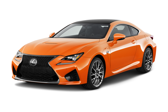 Slide 1 of 25: 2015 Lexus RC