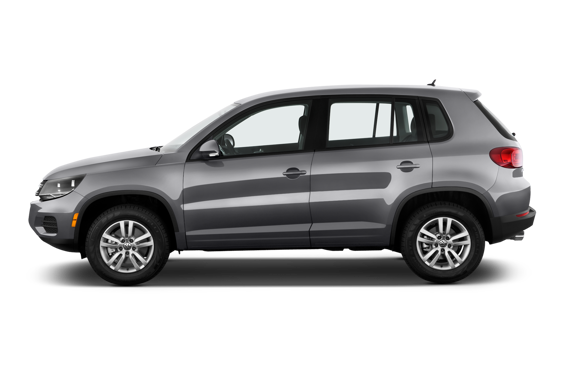 Slide 1 of 25: 2013 Volkswagen Tiguan