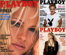 Playboy montage