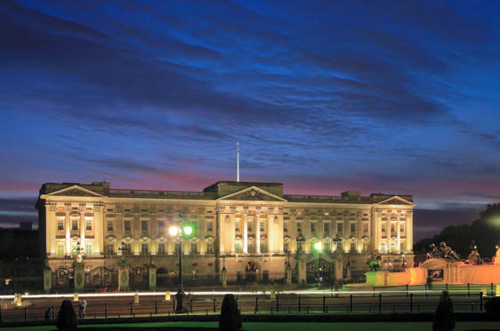 9.	Buckingham Palace, London, England. Worth: $1.55 billion