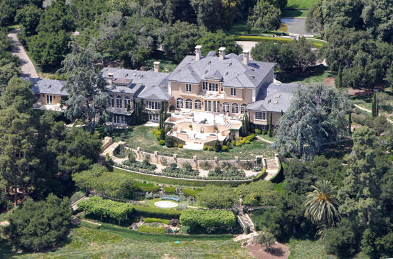 4.	The Promised Land, Illinois, USA. Worth: $80m.