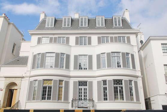 14.7 Upper Phillimore Gardens, London, England. Worth: $128 million