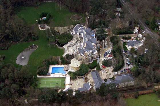 2.	Updown Court, Surrey, England. Worth: $50m.