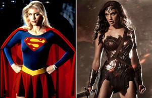 The coolest female superheroes of TV and screen
