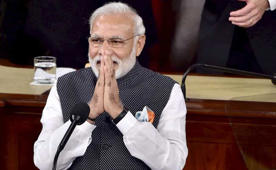 'Constitution Real Holy Book For My Government': PM Modi To US Congress