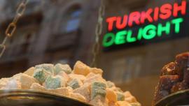 ¿Cómo le dicen a las delicias turcas en Turquía?