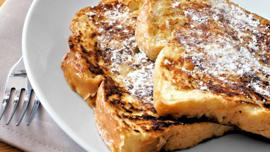 ¿Cómo le dicen a las tostadas francesas en Francia?