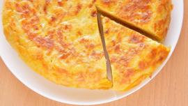 ¿Cómo le dicen a la tortilla española en España?