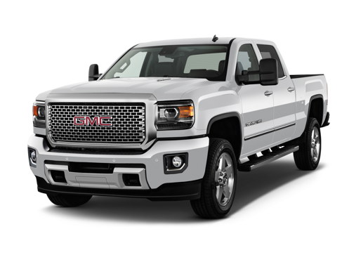 Slide 1 of 14: 2015 GMC Sierra 2500 Denali HD