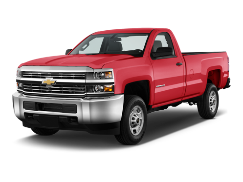 Slide 1 of 17: 2015 Chevrolet Silverado 2500HD