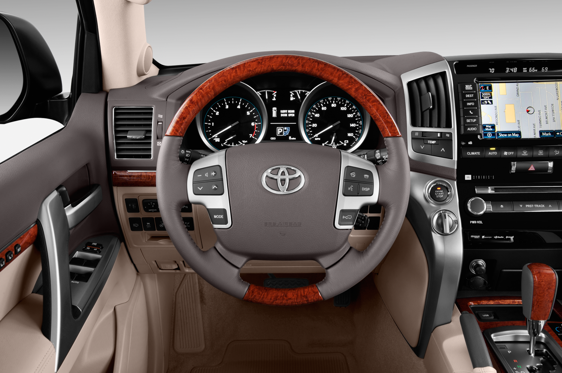 Slide 1 of 24: 2014 Toyota Land Cruiser