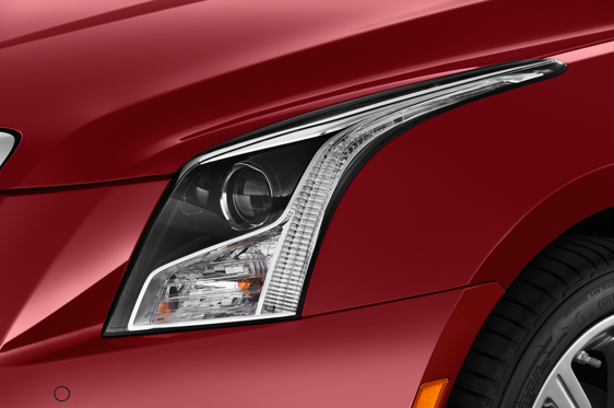 Slide 1 of 25: 2015 Cadillac ATS