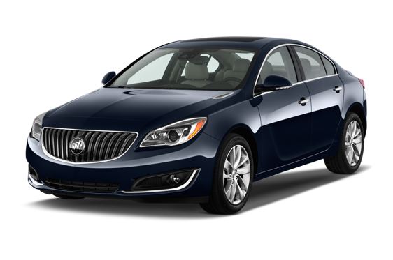 Slide 1 of 14: 2015 Buick Regal