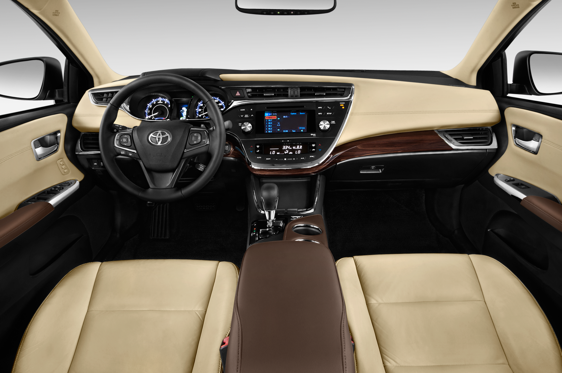 Slide 1 of 11: 2014 Toyota Avalon