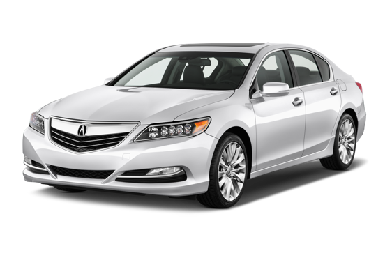 Slide 1 of 14: 2015 Acura RLX