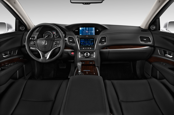 Slide 1 of 11: 2015 Acura RLX