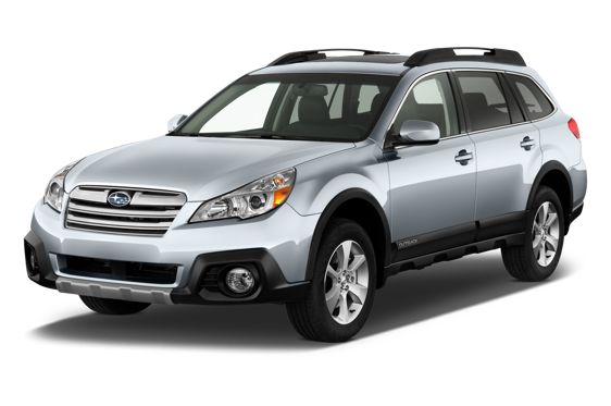 Slide 1 of 14: 2014 Subaru Outback