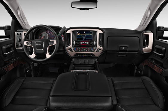 Slide 1 of 11: 2015 GMC Sierra 3500 Denali HD