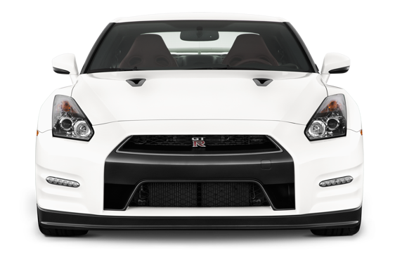 Slide 1 of 24: 2014 Nissan GT-R