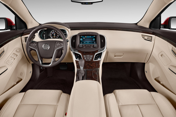 Slide 1 of 11: 2015 Buick LaCrosse