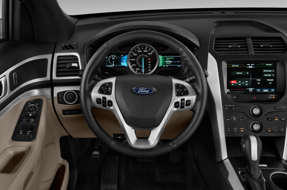 Slide 1 of 25: 2014 Ford Explorer