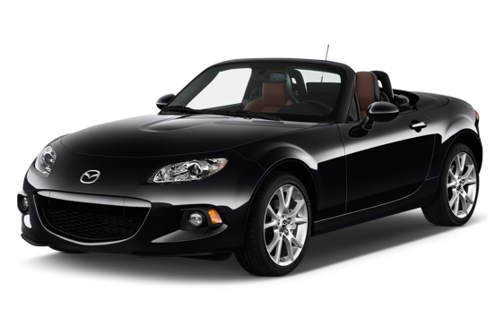Slide 1 of 14: 2014 Mazda MX-5 Miata