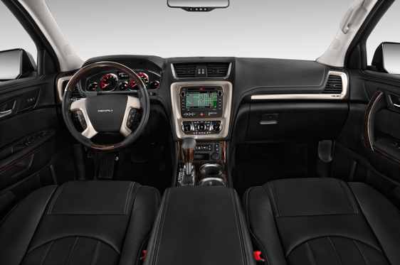 Slide 1 of 11: 2014 GMC Acadia