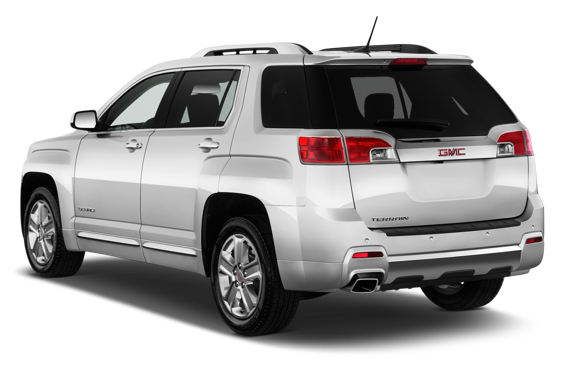 Slide 1 of 24: 2014 GMC Terrain
