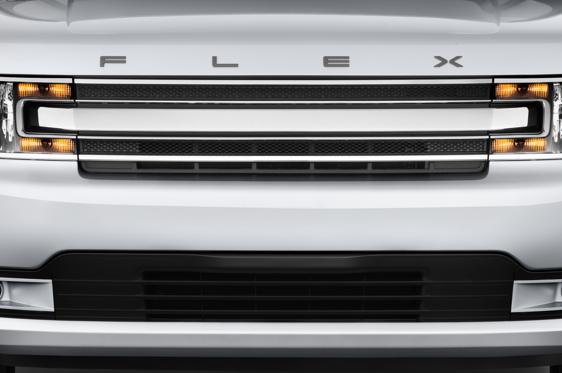 Slide 1 of 24: 2014 Ford Flex