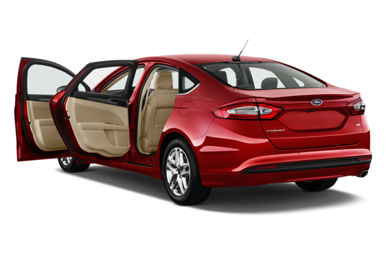 Slide 1 of 24: 2014 Ford Fusion