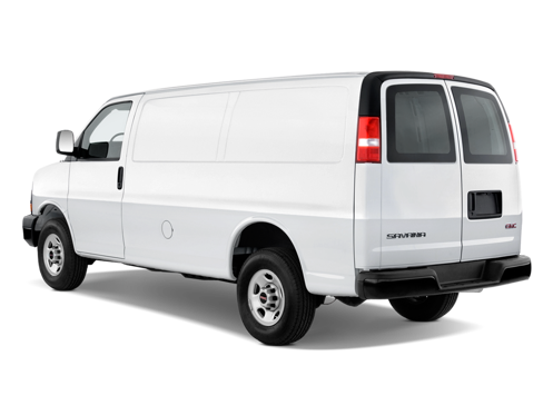 Slide 1 of 25: 2014 GMC Savana Cargo