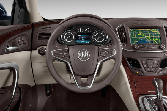 Slide 1 of 24: 2014 Buick Regal