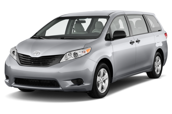 Slide 1 of 14: 2013 Toyota Sienna