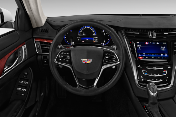 Slide 1 of 25: 2015 Cadillac CTS Sedan
