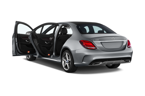 Slide 1 of 24: 2015 Mercedes-Benz C-Class