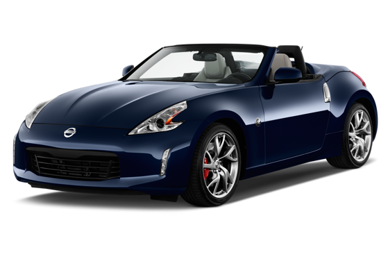 Slide 1 of 14: 2015 Nissan 370Z Roadster