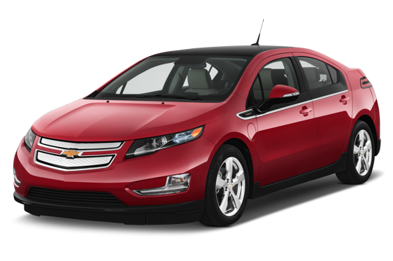 Slide 1 of 14: 2015 Chevrolet Volt