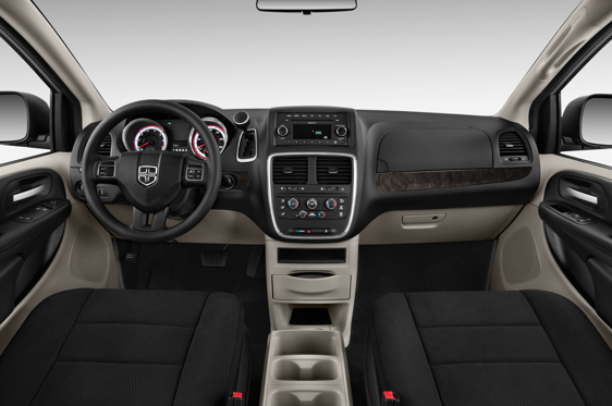 Slide 1 of 11: 2015 Dodge Grand Caravan