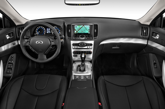 Slide 1 of 11: 2014 Infiniti Q60 Convertible