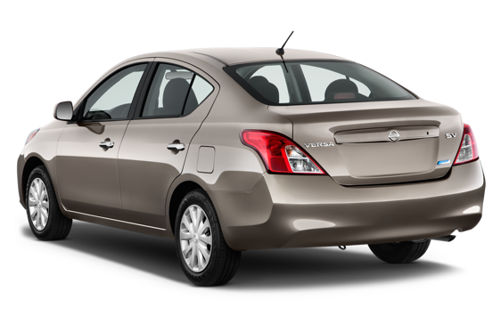 Slide 1 of 25: 2013 Nissan Versa Sedan