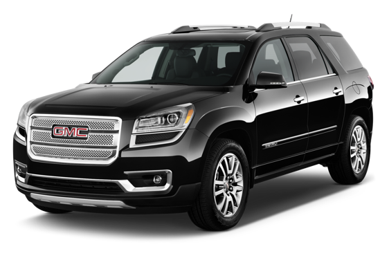 Slide 1 of 25: 2014 GMC Acadia