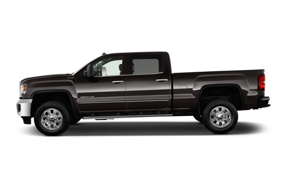 Slide 1 of 24: 2014 GMC Sierra 3500 Denali HD