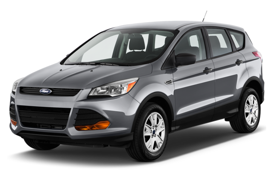 Slide 1 of 14: 2014 Ford Escape